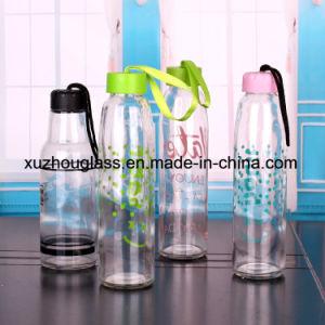 bottiglia di 500ml Beveage con la protezione di plastica