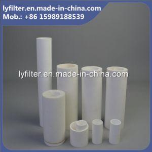 Bovenkant die de Gesinterde Microporous Pneumatische Plastic Patronen van de Filter verkopen