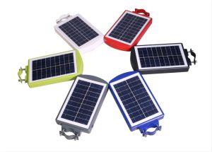 3W Todo-en-Uno LED integrado calle la luz solar
