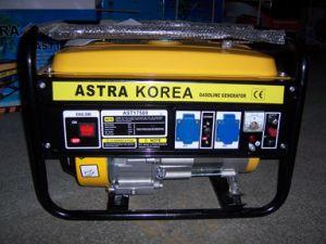 Generator Tg7500 Tg7200 van de Benzine van de Macht van Ce GS de Vastgestelde (6kw 6.5kw)