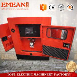 경제 20kw 25kVA AC 방음 디젤 엔진 발전기