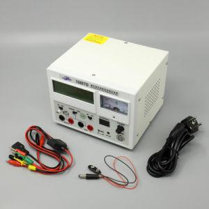 HAIRUI 15V 5A/2A variável digital LCD ajustável multifunções USB fonte de alimentação DC