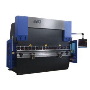 гибочный станок с ЧПУ гидравлические металла (ZYB-125T*4000) в соответствии с ISO9001 Ce сертификации