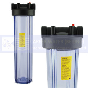 水清浄器のための大きいゆとり10  20 水フィルターハウジング