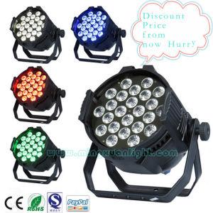 Più nuova lampada PAR di illuminazione 24*10W RGBW 4in1 LED della fase