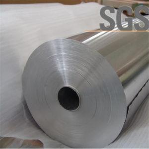 La nourriture récipient en aluminium aluminium rouleau Jumbo ménage en Aluminium/Aluminium
