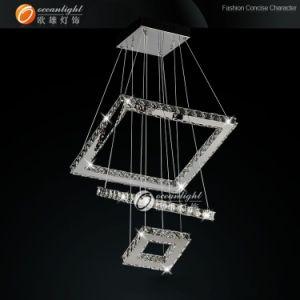 Personalização Profissional populares modernos grandes lustres de cristal Om88595 DE ILUMINAÇÃO