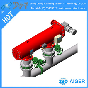 Self-Clean Automatic Filter/Self Cleaning Automatic Strainer/Micron Filter