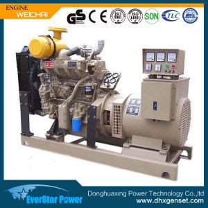 120kw/150kVA Weichai Energien-geöffneter Typ elektrischer Motor-Dieselgenerator-Erzeugung