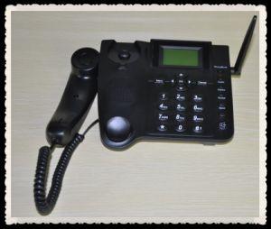 1 telefone sem fio fixo do cartão FWP de SIM para a faixa 850/900/1800/1900MHz do quadrilátero da G/M (garantia de 1 ano)