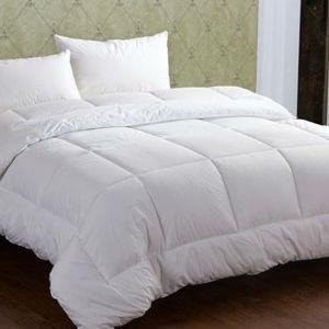 寝具の慰める人のキルト(DPF1079)のためのホテルのMicrofiberの羽毛布団