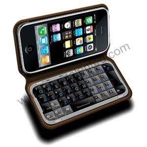 Quadband SIM doppio Qwerty con WiFi ed il telefono mobile della TV (max T2000)