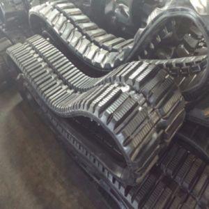 Rubber Spoor (450*100*65) voor Kipwagen Mst500 (MOROOKA)