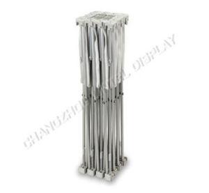 Exposición de aluminio populares Mostrar Pantalla emergente