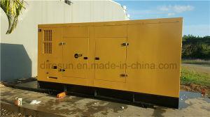 300kVA Groupe électrogène Cummins/groupe électrogène diesel Cummins (CE/SGS/ISO9001 approuvé)