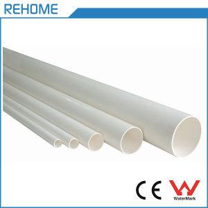 排水のためのISO3633の灰色および白いPVC管