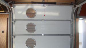 Portello telecomandato di vendita caldo del garage di sicurezza con la certificazione del Ce