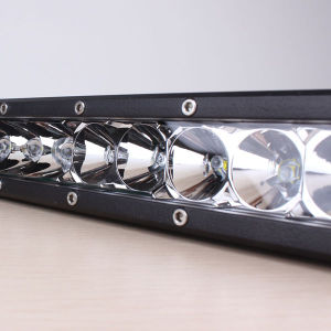 250W LEIDENE Slanke Drijf Lichte Staaf voor leiden van de Staaf Vehicels van Auto's CREE Lichte