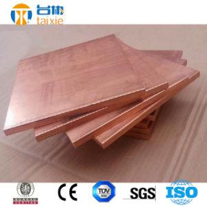 Venta caliente CW008C10100 el 99,99% de la placa de cobre puro de Cu