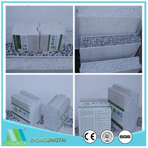Matériau isolant thermique High-Stability EPS panneau sandwich de ciment pour Mansion