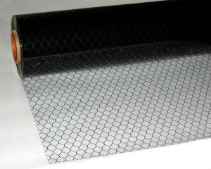 Custom Ant-Static ESD mur rideau de grille en PVC Feuille de plastique