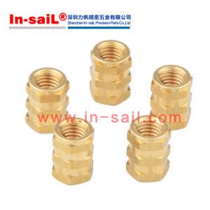 Soluções inovadoras de rosca de tubo insert proporciona uma vedação estanque 6092-2*BM400