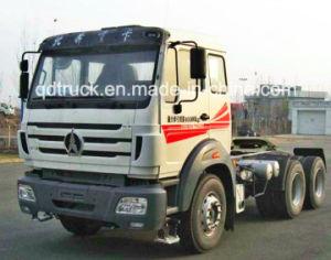 6x4/6x6 de HoofdVrachtwagen van de Tractor van de STER van de MACHT BEIBEN
