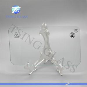 3-19mm verre trempé clair le verre de construction/Le verre trempé avec certificat de la vitre