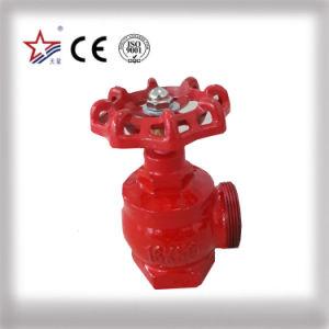 Válvula interna da boca de incêndio de luta contra o incêndio