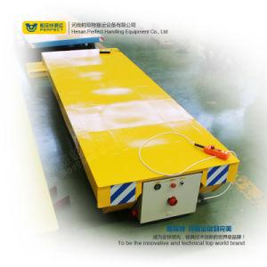 Carrello d'acciaio di trasferimento della guida del trasportatore di alta efficienza
