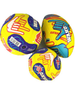 El neopreno/PVC/PU/TPU Fútbol Americano/Rugby Ball/.