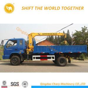 Heißer Verkauf 8 Tonnen-LKW-Kran-mobiler Kran