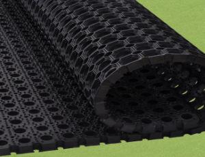 帯電防止ゴム製床のマットまたは練習の床のマット