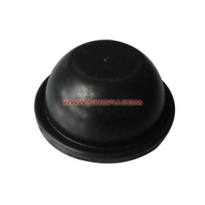 テフロン泥ポンプのためのPTFEによって並べられるゴム製シーリングリングのダイヤフラム