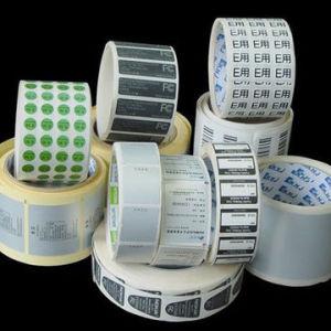 ステッカーの印刷のカスタムステッカーのロールパッケージのラベルの自己接着ペーパー熱ペーパー
