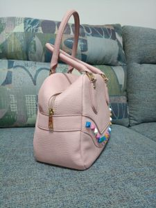 Candy style sac fourre-tout cuir PU Designer Lady Sacs à main (No. 2033)
