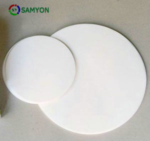 Papier filtre/ l'analyse chimique du papier