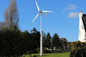 La parte superior de 10kw competitivo generador de energía de la turbina eólica