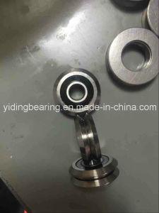 Rodamiento de la máquina de bordado RM2zz RM2 2RS vía el cojinete de rodillos rodamientos de la ranura de 3/8 V W2 W2X