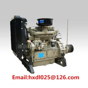 4 실린더 정지되는 힘 40kw 50HP Zh4100p 디젤 엔진