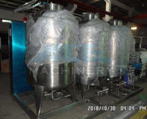 Lot de 500 litre de lait pasteurisateur pasteurisateur