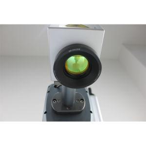 Высокая эффективность охлаждения воздуха CO2 Galvo станок для лазерной гравировки