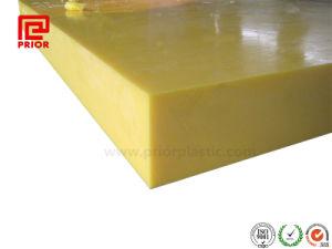 HDPE het Plastic UHMWPE Blad van het pe1000- Polyethyleen