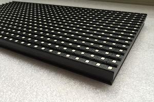 P10 de plein air à haute luminosité plein écran LED de couleur pour la publicité