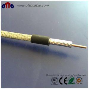 Cabo coaxial 4c-Fb da alta qualidade com PE da espuma de 3.8mm