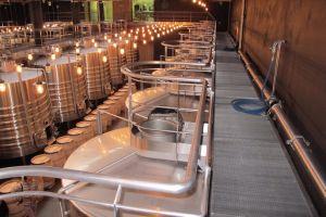 10, 000L de Vino Tinto cuba de fermentación de acero inoxidable