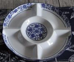 Reproduction d'antiquités chinoises plaque en céramique