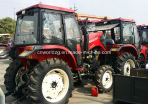50HP Tractor met Flat Thread Tyre
