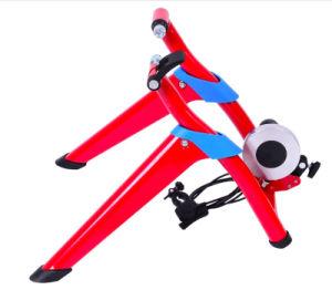 En el interior 26''-28'' de la resistencia magnética bicicleta plegable Trainer Bbn010