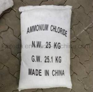 Het Chloride Nh4cl van het Ammonium van de Meststof van de landbouw